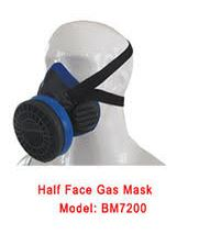 Half Face Gas Mask (BW7200)_2