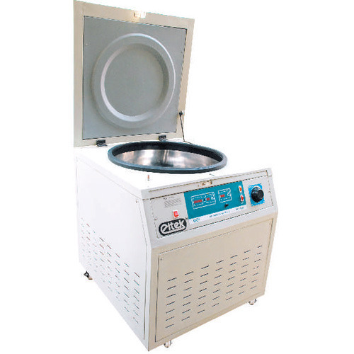 Blood bank refrigerated centrifuge - rc 7500