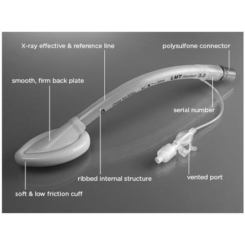 Silicone Laryngeal Mask Tube (LMT-Standard)_2