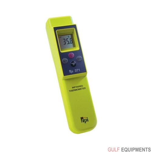 Tpi 371 infrared thermometer