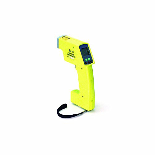 Tpi 375 infrared thermometer