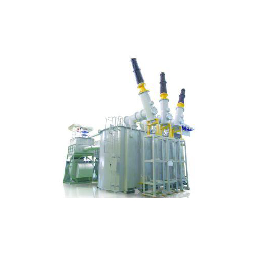 Sf6 gas-insulated power transformers (git)
