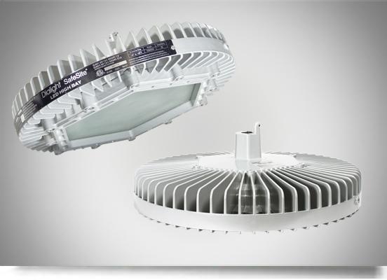Safesite led high bay fixtures - ul844