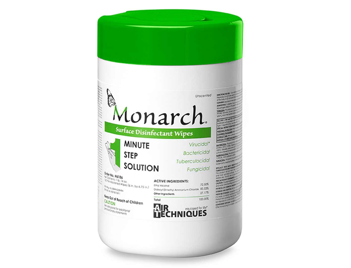 Monarch Surface Disinfectant Wipes_2
