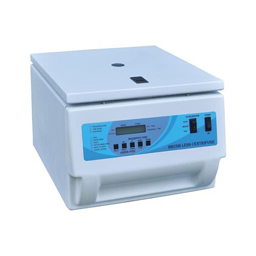 Brushless digital centrifuge