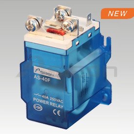 Power relay as-40f