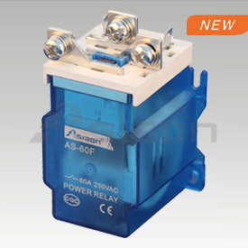 Power relay as-60f