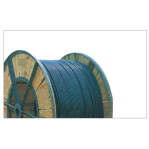 Overhead power cable pvc/pe insulated