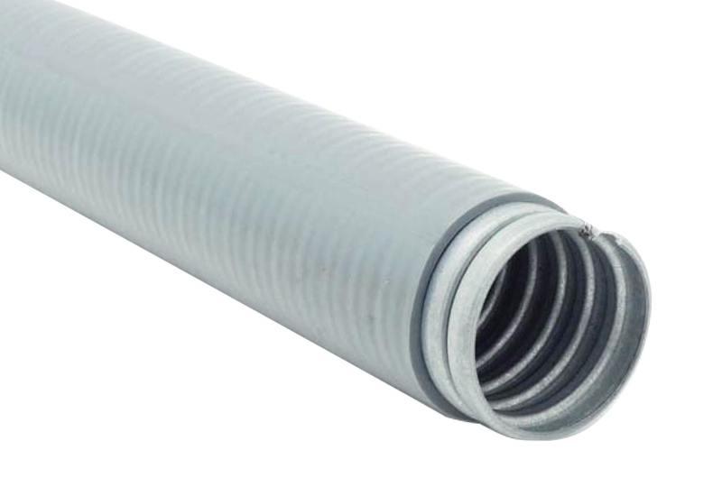 Liquid tight flexible metal conduit - pltg13 pvc series non-ul