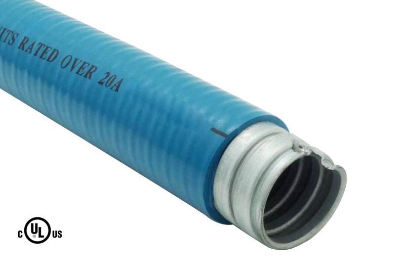 Liquid tight flexible metal conduit - pcbltg series ul 360