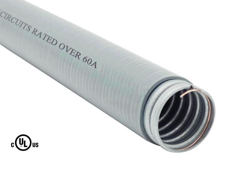 Liquid tight flexible metal conduit - pcultg series ul 360