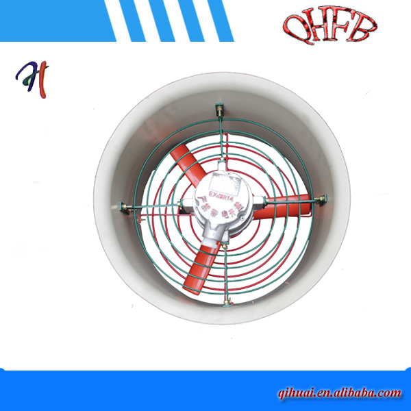 Explosion - proof axial fan_2