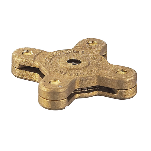 Electrical earth grounding copper clamp bl-1007