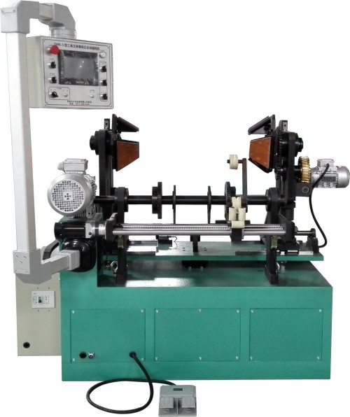 Dhr-5-2500 triangle type three-dimensional ring core automatic winding machine