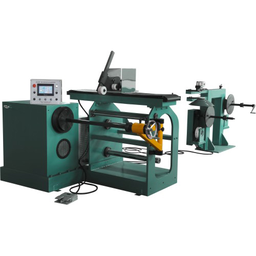 Dhzr-800 high-pressure automatic winding machine (self-line)