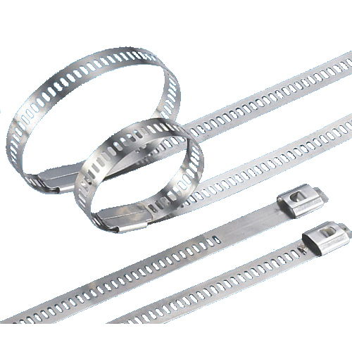 Stainless Steel Cable Ties-Ladder Single Barb Lock Type_2