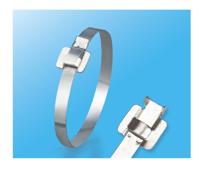 Stainless steel cable ties-releasable type