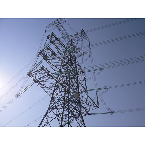 500kv power transmission tower