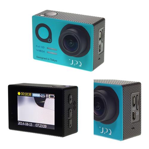 Upq action camera
