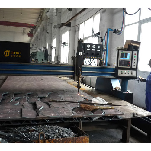 CNC Flame Cutting Machine_2