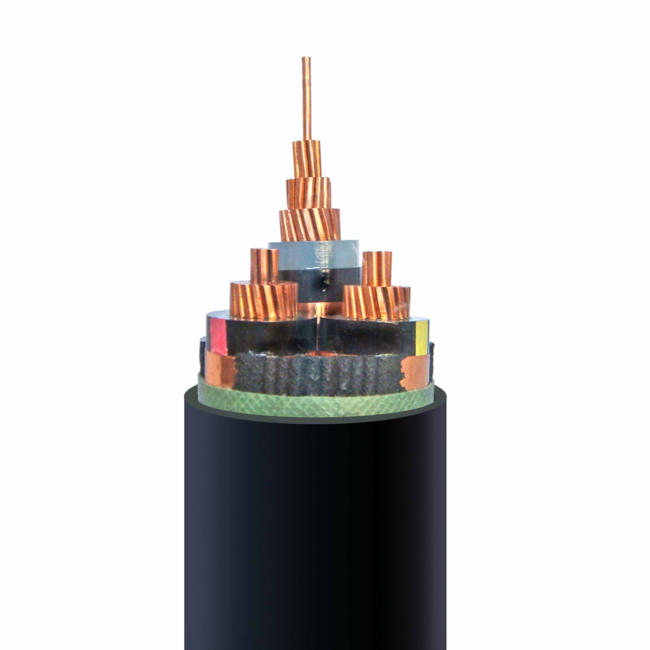 MV XLPE Insulated Unarmored Power Cable_2