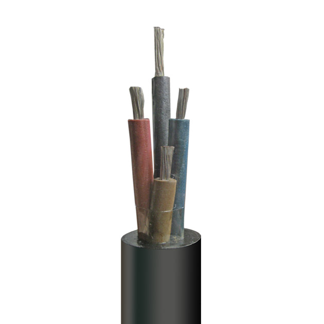 300/500V Rubber cable for coal mining electric drill_2