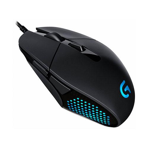 Logitech g302 daedalus prime moba-gaming mouse (910-004208)
