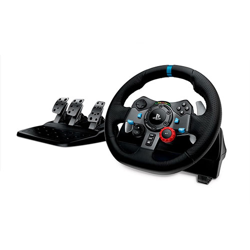 Logitech G29 Driving Force Racing Wheel for PS4 PS3 PC UK (941-000113)_2