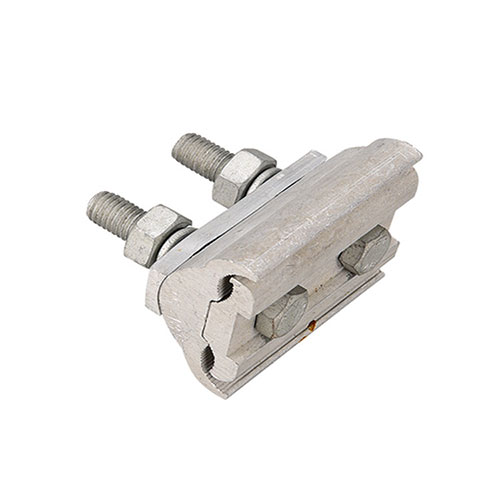 Parallel groove connectors al/al