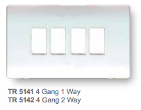 Plate switch: 10a 250v