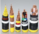 Cable for electrical equipment
