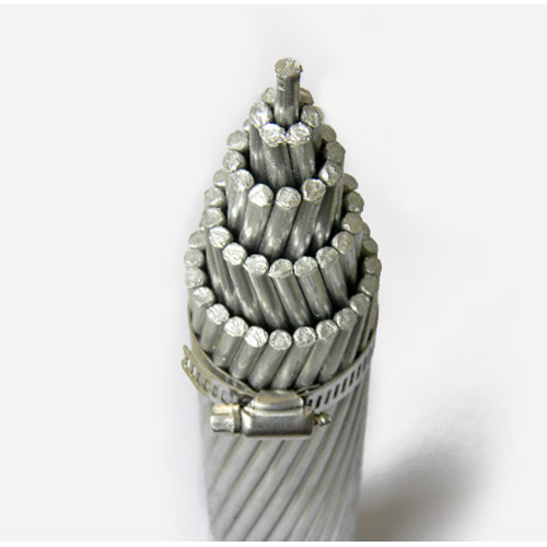 Aaac conductor all alloy aluminum wire cable