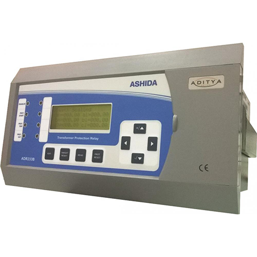 Adr233b -communicable multifunction differencial relay