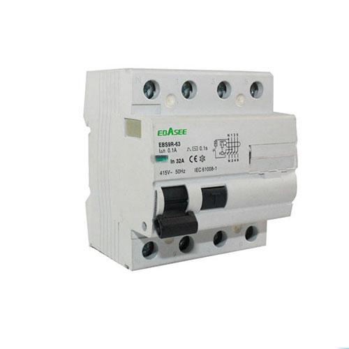 Jvl16-100 series of leakage circuit breakers