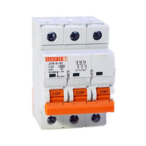 Jvm16-63 series of small circuit breakers
