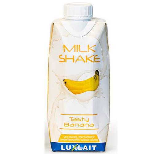 Milk shake tasty banana 0.33l