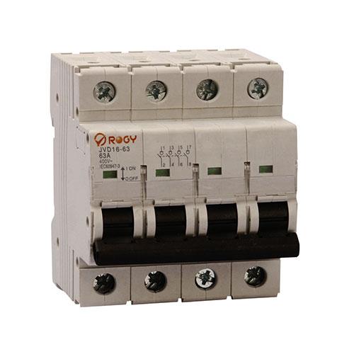 Jvm16-125 series of small circuit breakers