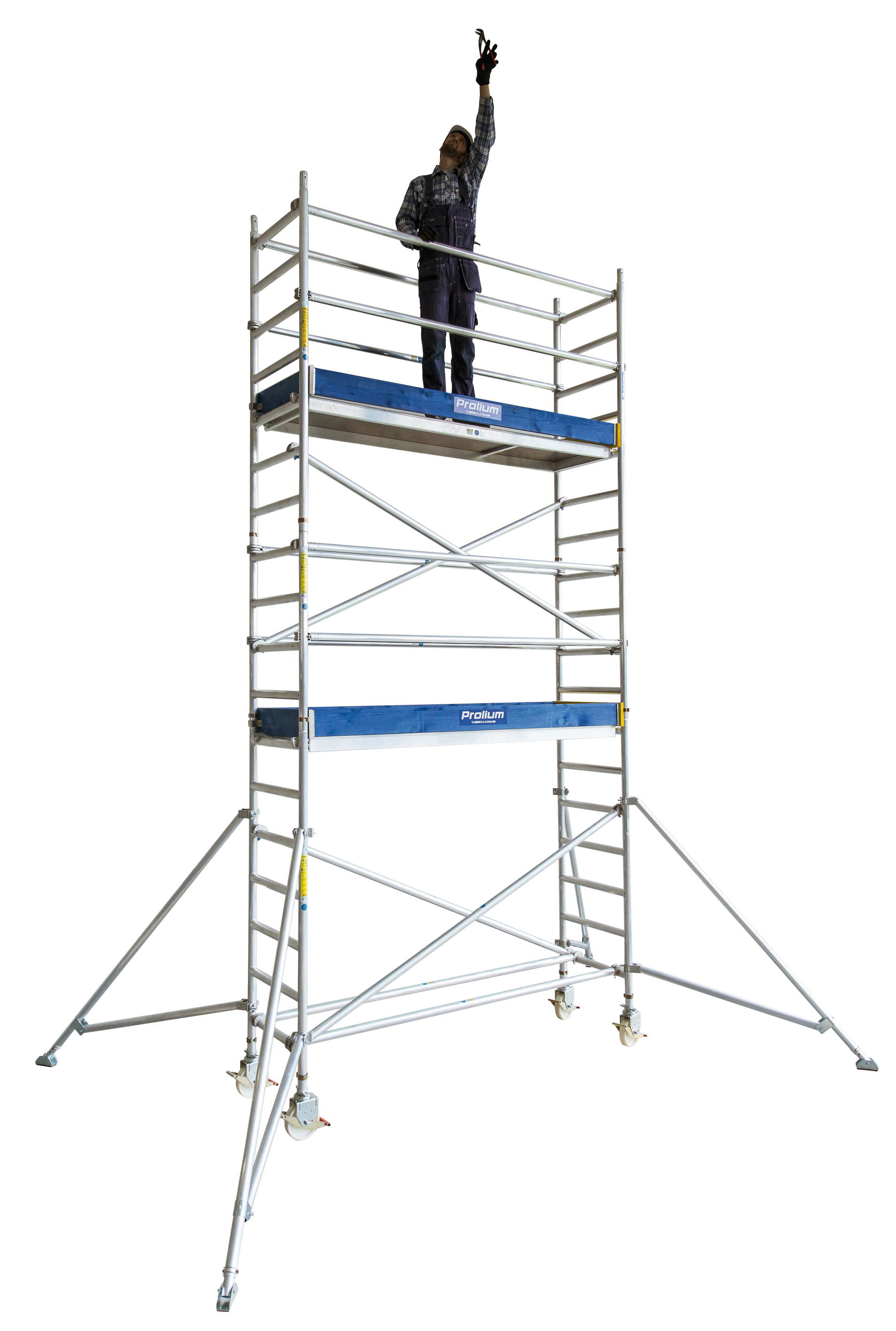 Mobile tower: prolium 180 double / 250 double