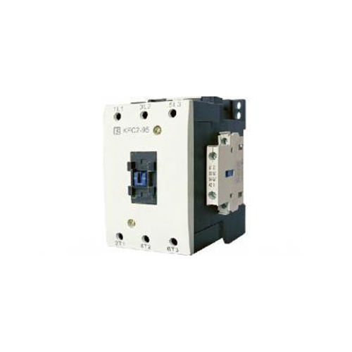 Kfc series  switching capacitor contactors