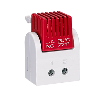 Fts011 fixed temperature thermostat (mechanical)
