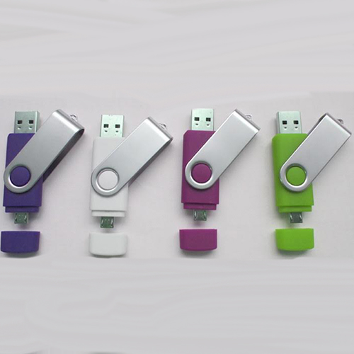 Usb with mobile pin