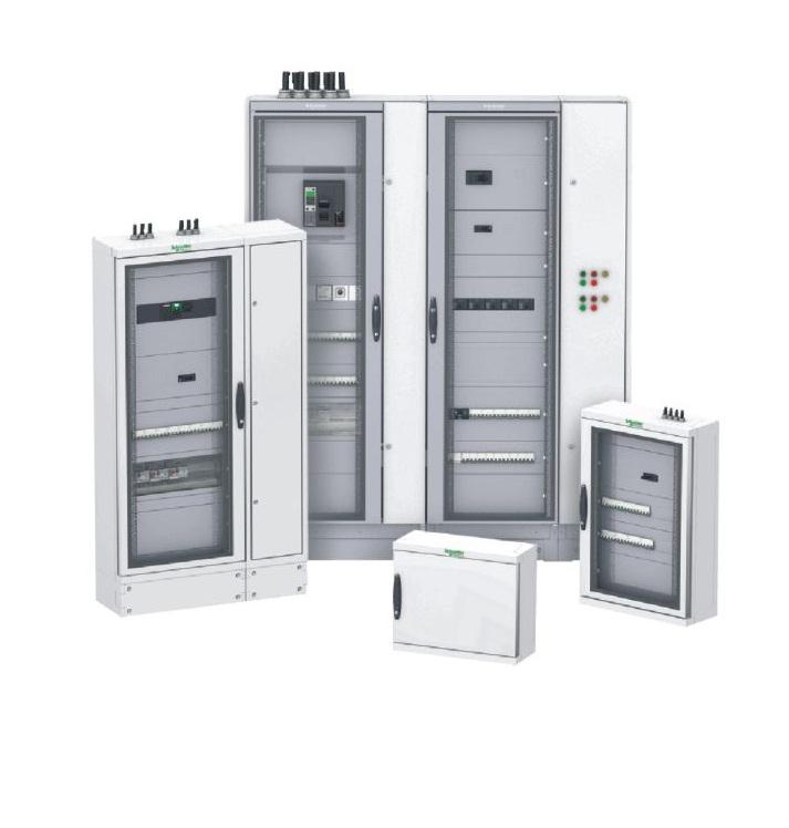 Prisma ipm series standard prefabricate distribution system