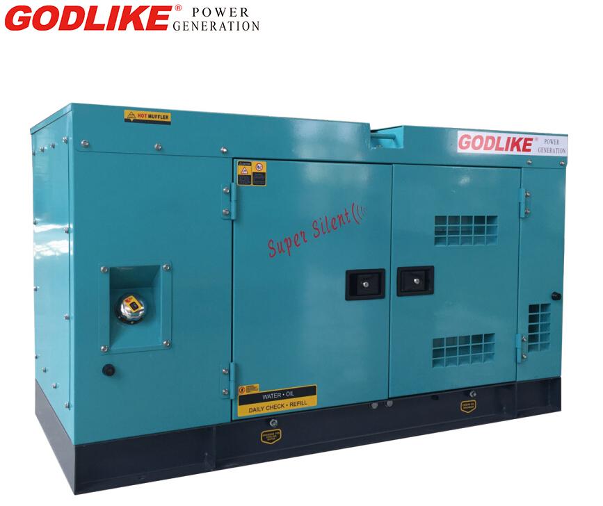 FAW Diesel Generator Set_2