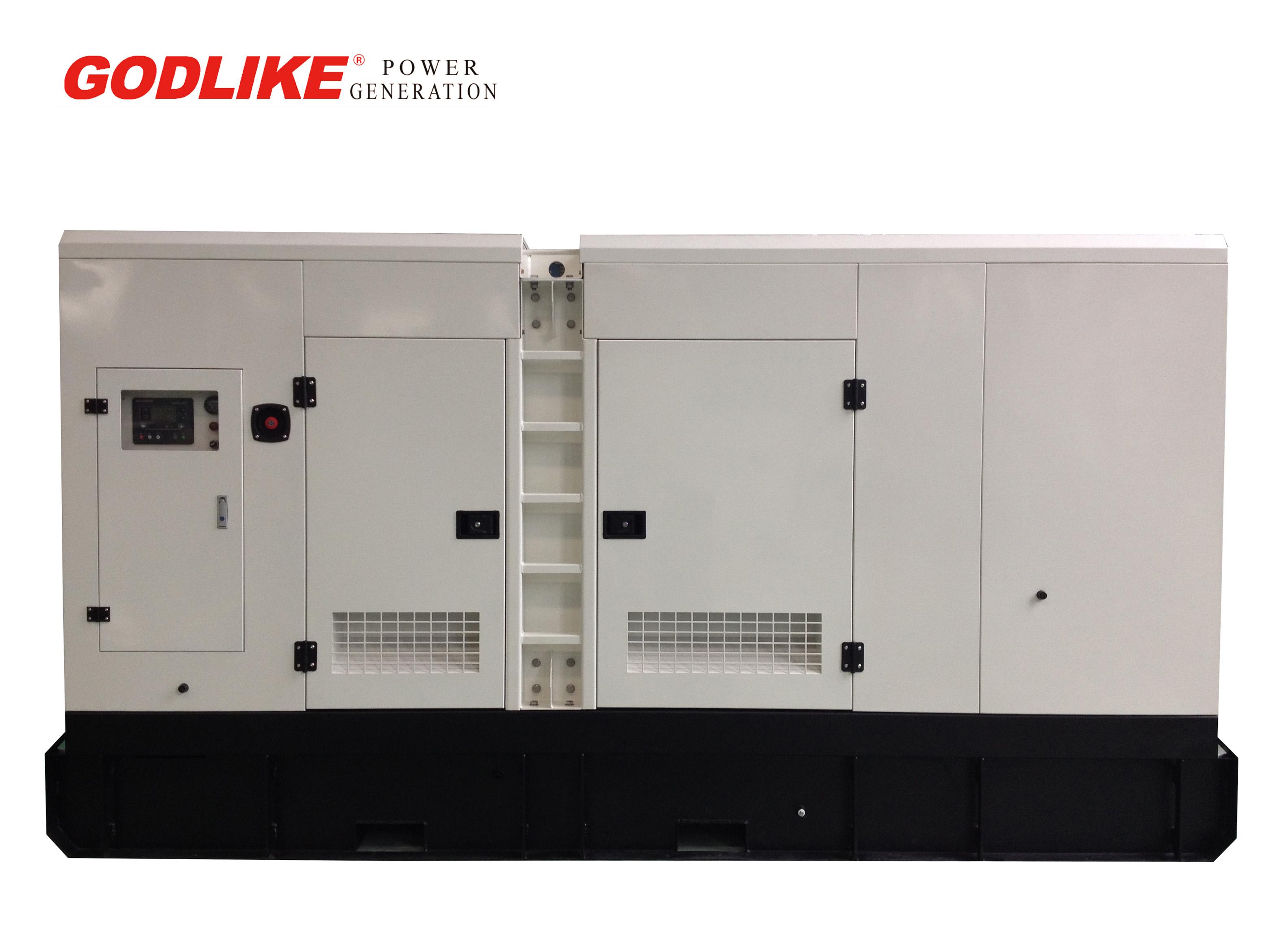 WUDONG Silent Diesel Generator Sets_2