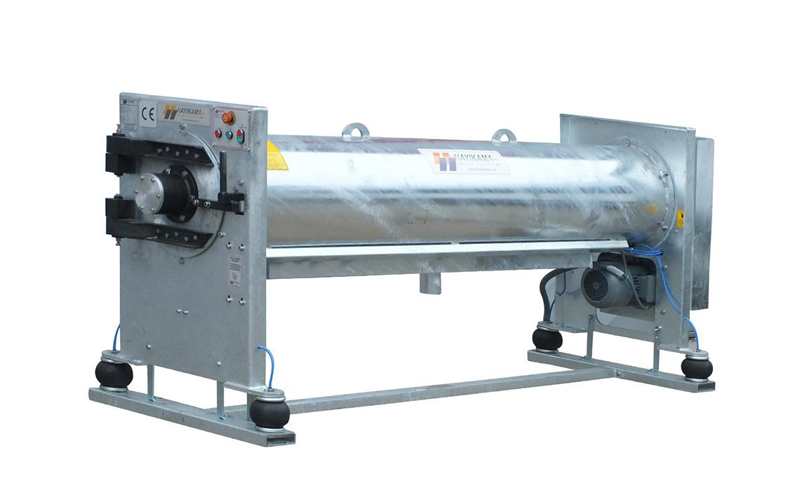 Hss 265-40 model(2.5 meter)-  carpet wringing machine