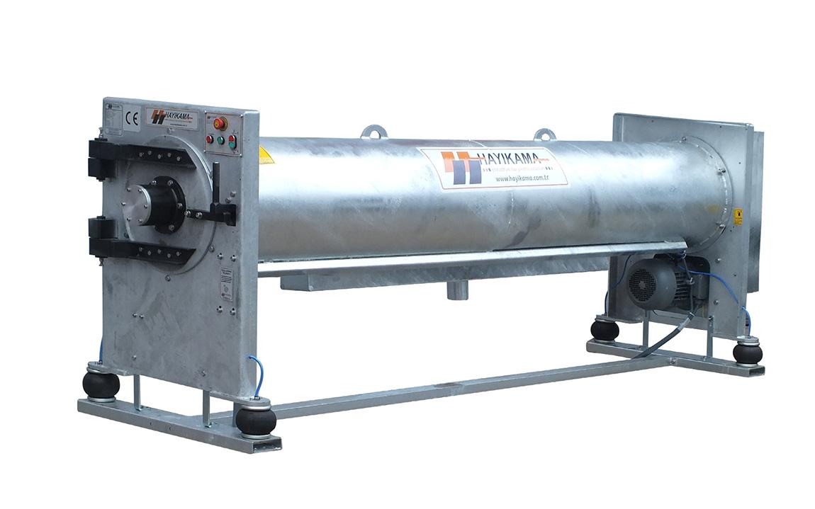 Hss 320-40 model(3 meter)-  carpet wringing machine