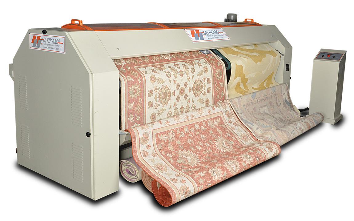 Htm 250 model(2.5 meter)/ htm 350 model(3 meter) /htm 450 model(4 meter)-  carpet dusting machines