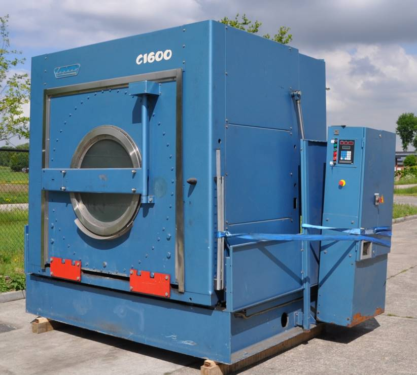 Lapauw combi 1605 open pocket (washer extractor)