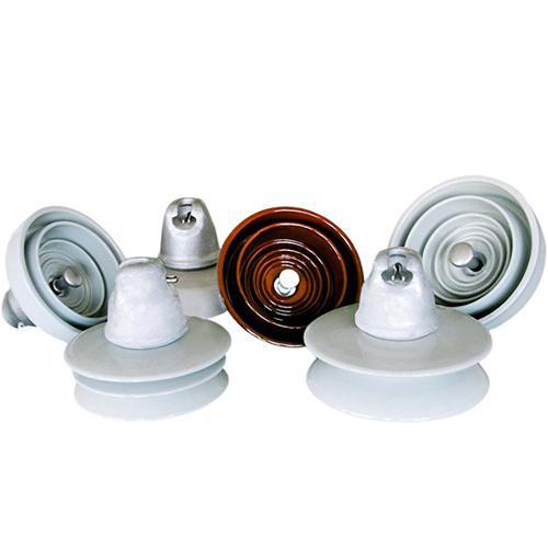 Suspension disc insulator