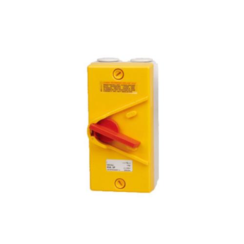 Ufk series enclosed isolator